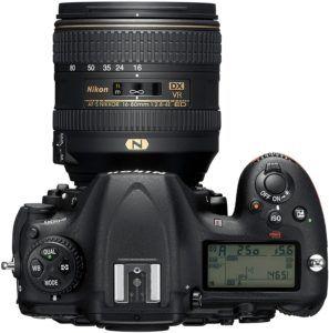 Nikon D500 Digitale Spiegelreflexkamera (20.9 Megapixel, 8 cm (3,2 Zoll) LCD-Touchmonitor