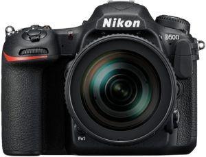 Nikon D500 Digitale Spiegelreflexkamera (20.9 Megapixel, 8 cm (3,2 Zoll) LCD-Touchmonitor, 4K-UHD-Video)