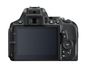 Nikon D5600 Kit AF-S DX 18-105 VR Spiegelreflexkamera (8,1 cm (3,2 Zoll), 24,2 Megapixel) schwarz Test
