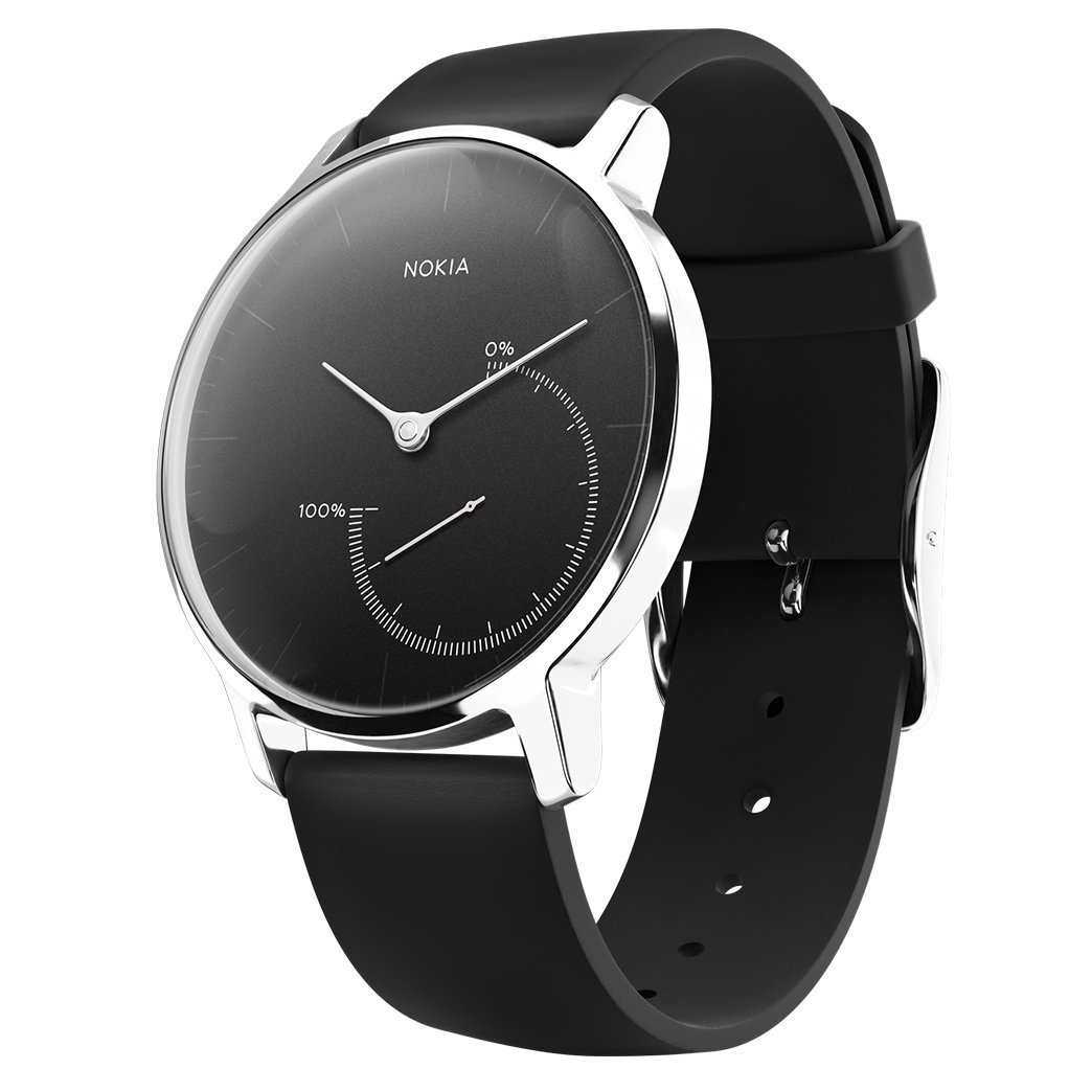 withings hwa01 smartwatch im test 2018 expertentesten. Black Bedroom Furniture Sets. Home Design Ideas