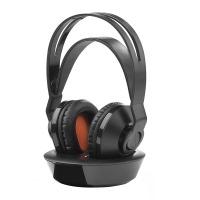 One For All HP1030 Schwarz Ohrumschließend Kopfband - Kopfhörer (Ohrumschließend, Kopfband, Kabellos, 20 - 20000 Hz, 100 dB, Schwarz)