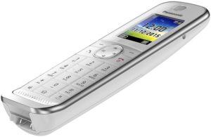 Panasonic KX-TGJ320GW Schnurlostelefon mit Anrufbeantworter (DECT)