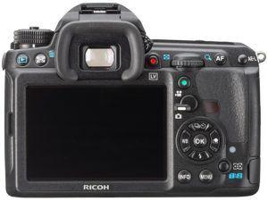 Pentax K-3 SLR-Digitalkamera (24 Megapixel, 8,1 cm (3,2 Zoll) LCD-Display, Live View, Full HD) inkl. DAL18-55