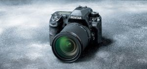 Pentax K-3II Gehäuse (24 Megapixel, 8 cm (3,2 Zoll) Display, Live-view, Full HD, GPS