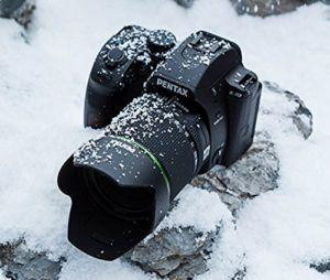Pentax K-70 Gehäuse (24 Megapixel, 3 Zoll