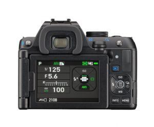 Pentax K-S2 Spiegelreflexkamera (20 Megapixel, 7,6 cm (3 Zoll) LCD-Display, Full-HD-Video, Wi-Fi, NFC, HDMI, USB 2.0) Kit inkl.
