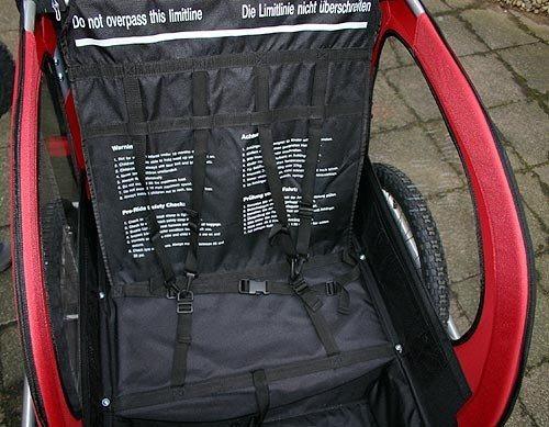 Entfernungsmesser Für Jogger : Red loon tj kinderanhänger jogger für kinder im test
