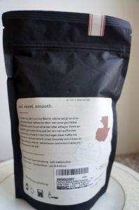 Red Honey Chocolaty Verpackung 2