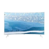 Samsung KU6519 138 cm (55 Zoll) Curved Fernseher (Ultra HD, Triple Tuner, Smart TV) [Energieklasse A]