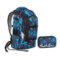 Satch Pack by Ergobag - 2tlg. Set Schulrucksack