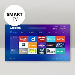 Smart TV Viel mehr als nur Fernsehen im Test