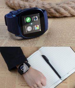 Smart Watch für Android, DXABLE SmartWatch Unterstützung SIM