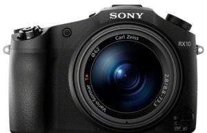 Sony DSC-RX10 Premium Bridge Kamera