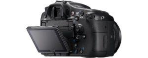 Sony ILCA Alpha 77 II SLR-Digitalkamera Gehäuse (24,3 Megapixel, 7,6 cm (3 Zoll) LCD Display, 12 Bilder,Sek, Full HD