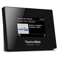 TechniSat 110 IR Internetradio Test