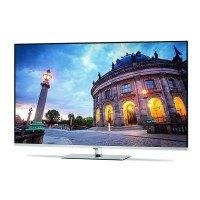 TechniSat Technimedia UHD+ 43 5543/9510 108 cm (43 Zoll) Fernseher (Ultra HD, Twin-Tuner, 3D, Smart-TV) silber-metallic/schwarz [Energieklasse A]