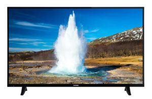 Telefunken XF48D401 122 cm (48 Zoll) Fernseher (Full HD, Smart TV, Triple Tuner) Schwarz [Energieklasse A++]