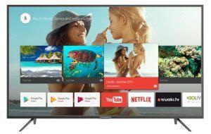 Thomson 55UC6406 139 cm (55 Zoll) Fernseher (Ultra HD, Triple Tuner, Smart TV) [Energieklasse A+]