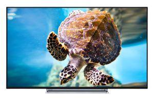 Toshiba 43U6763DA 110 cm (43 Zoll) Fernseher (4K Ultra HD, Triple Tuner, Smart TV) [Energieklasse A+]