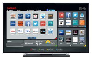 Toshiba 49L3763DA 124 cm (49 Zoll) Fernseher (Full HD, Triple Tuner, Smart TV) [Energieklasse A+]