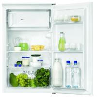 Zanussi ZRG10800WA Kühlschrank / A+ / 84,70 cm Höhe / 165 kWh/ Jahr / 87 L Kühlteil / 9 L Gefrierteil / Ein türiges Tischgerät / Glasablagen / weiß [Energieklasse A+]