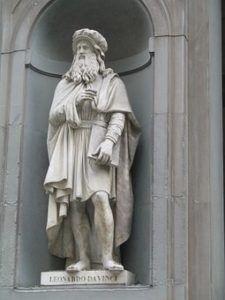 Leonarda Da Vinci konstruierte Vorläufer von modernem Klimagerät