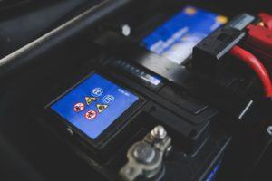 Bosch Autobatterie