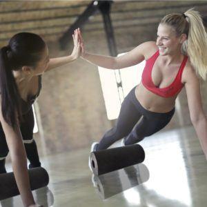 EVEREST FITNESS Selbstmassage-Rolle für Faszien-Training und Wellness