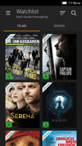 Amazon Prime Video on Demand Test