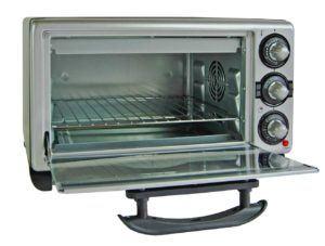 BEEM 18L Miniofen UMLUFT 1380W Pizzaofen Minibackofen Ofen Timer Backofen test