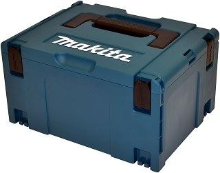 Koffer von Makita BO6050J Exzenterschleifer im Test