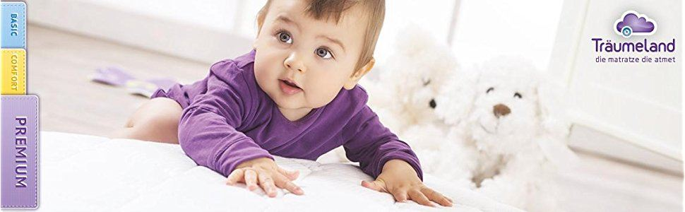 Babymatratze Schlummerstern