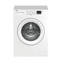 Beko WML 61023 N Waschmaschine Frontlader / 6kg / A+++ / 1000 UpM / Mengenautomatik / weiß / elektronische Kindersicherung / 15 Programme / Startzeitvorwahl / Express-Programm 30 Minuten [Energieklasse A+++]