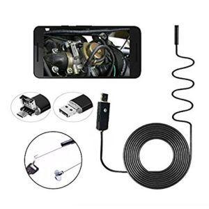 BerryKing Endoskop Kamera 2in1 USB & Micro-USB (10M (Hartkabel))