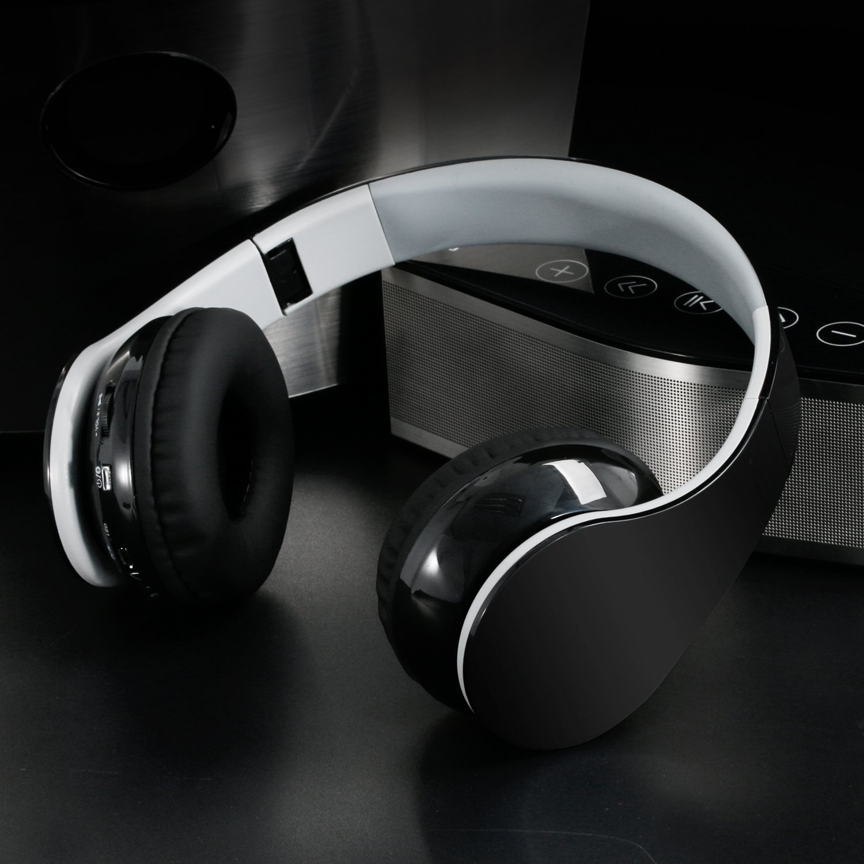 Bluetooth Kopfhörer, Wireless Bluetooth 4.1 Stereo Kopfhörer Dynamisch Geschlossen im test
