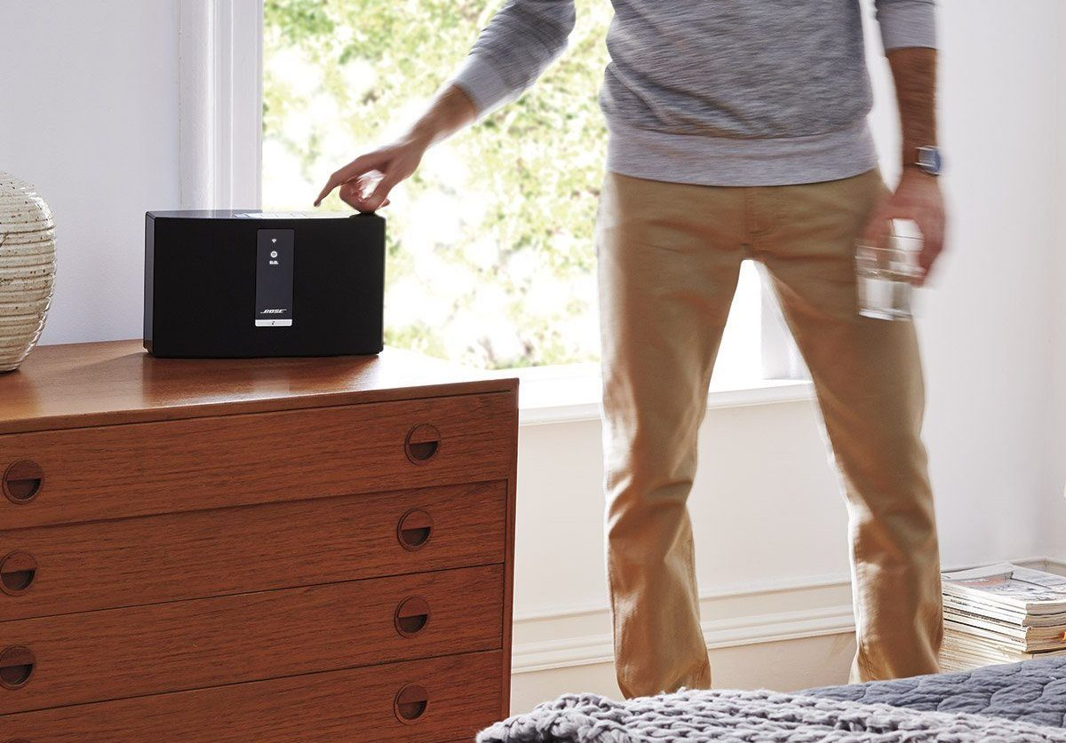 Bose® SoundTouch 20 Series III kabelloses Music System schwarz test