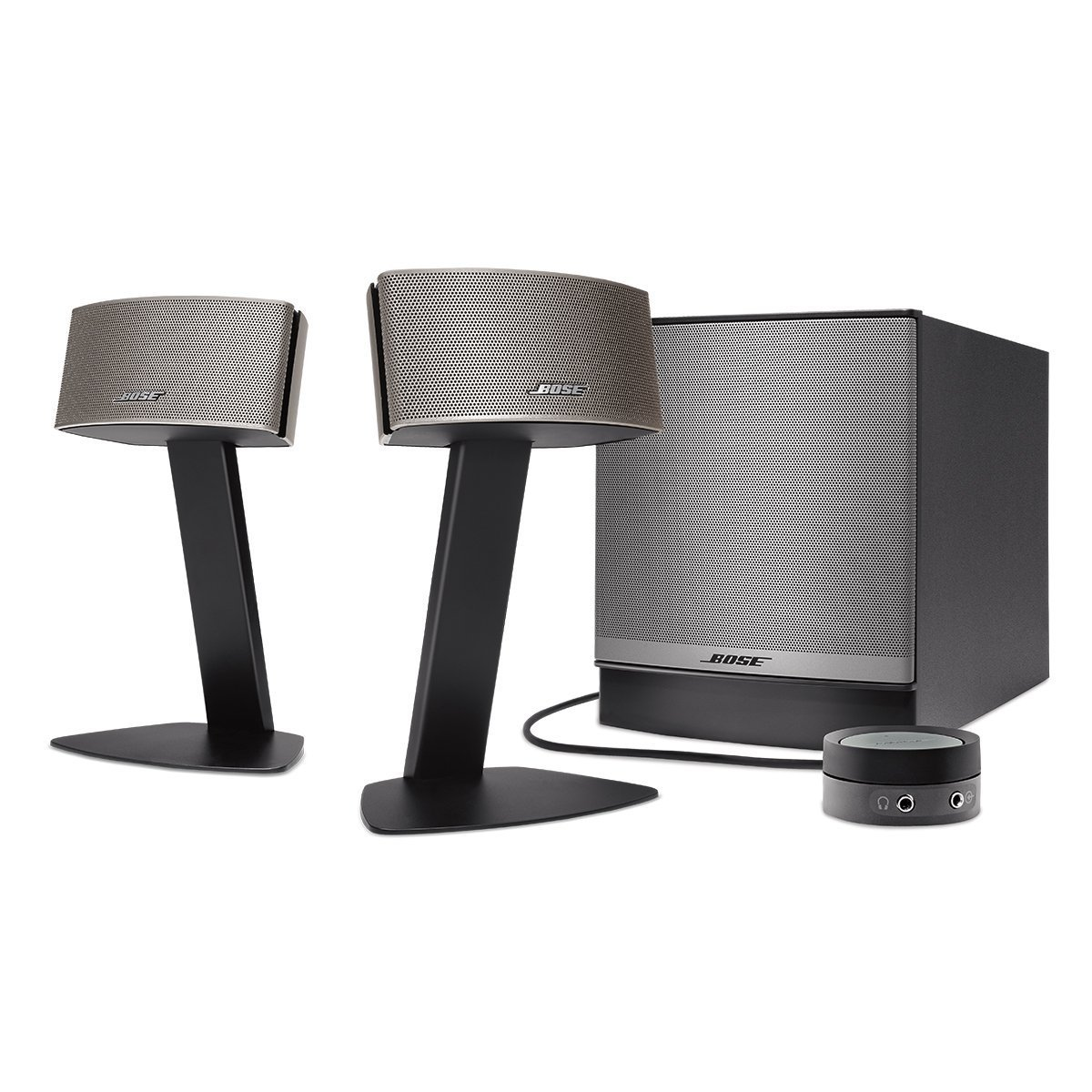 logitech 5 1 soundsystem expertentesten. Black Bedroom Furniture Sets. Home Design Ideas