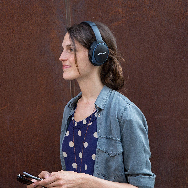Bose ® SoundLink around-ear kabellose Kopfhörer II schwarz im Test