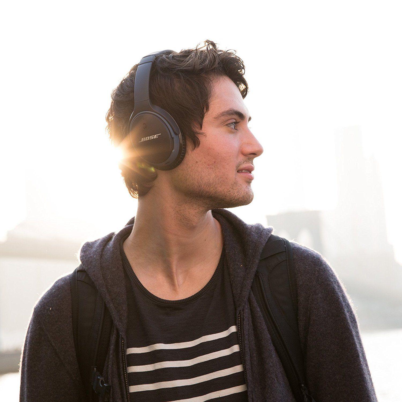Bose ® SoundLink around-ear kabellose Kopfhörer II schwarz test