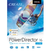 Cyber Link Videobearbeitungs Software