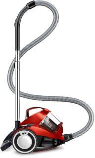 der komfortable Dirt Devil DD2224-1 rebel24HFC Singlecyclone Staubsauger mit Saugrohr im Test