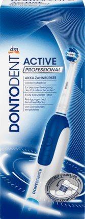 Dontodent Akku-Zahnbürste Active Professional, 1 St
