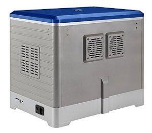 Der 3D20 3D Drucker hat viele Funktionen im Test gezeigt