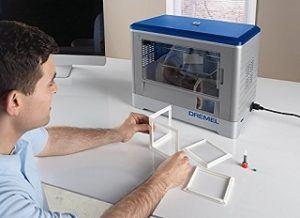 Der 3D20 3D Drucker hat viele Vorteile im Test geziegt