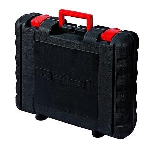 Der Koffer von dem Einhell TC-CD 18-2 Li Akkubohrschrauber ist sehr robust Test