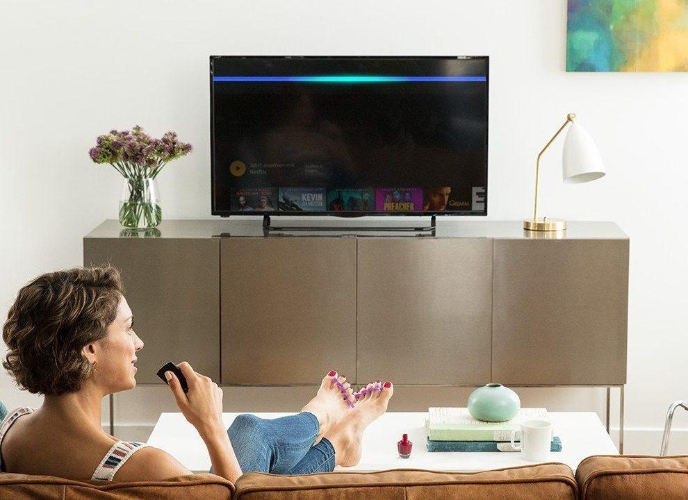Fire TV mit 4K Ultra HD und Alexa-Sprachfernbedienung (Anhängerform) Test