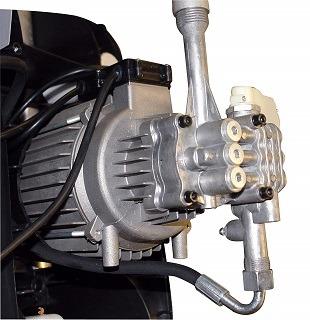 Der Hochdruckreiniger mit 2400 W Leistung GHD-180 von Güde im Test und Vergleich