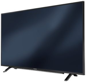 Grundig 40 VLX 6000 BP 102 cm (40 Zoll) LED-Backlight Fernseher (Ultra HD, HDR, HD Triple Tuner, Smart TV, DTS PremiumSound, USB Recording)