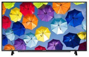 Grundig 43 VLE 5000 BL 110 cm (43 Zoll) Fernseher (Full HD, HD Triple Tuner, Smart TV, DTS Studiosound HD, USB Recording) schwarz