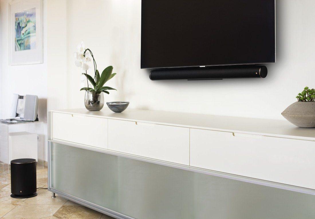 Hama Soundbar mit integrierter Amazon Alexa SIRIUM4000ABT